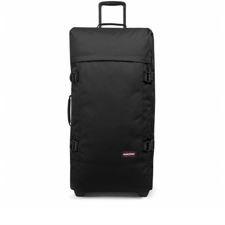 Reisetasche Tranverz Black, Farbe: schwarz, Marke: Eastpak, EAN: 5400597607227, Abmessungen in cm: 40.0x77.0x32.0, Bild 1 von 5