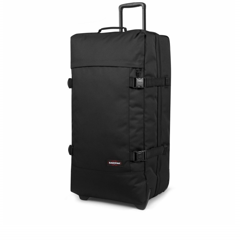 Reisetasche Tranverz Black, Farbe: schwarz, Marke: Eastpak, EAN: 5400597607227, Abmessungen in cm: 40.0x77.0x32.0, Bild 2 von 5