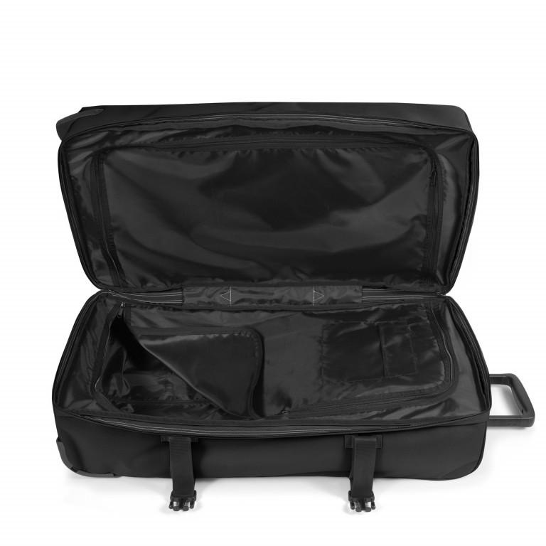 Reisetasche Tranverz Black, Farbe: schwarz, Marke: Eastpak, EAN: 5400597607227, Abmessungen in cm: 40.0x77.0x32.0, Bild 3 von 5