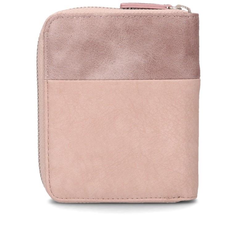 Geldbörse Eva Wallet EVW10, Farbe: schwarz, grau, blau/petrol, cognac, rosa/pink, beige, Marke: Zwei, Abmessungen in cm: 10.0x13.0x4.0, Bild 4 von 6