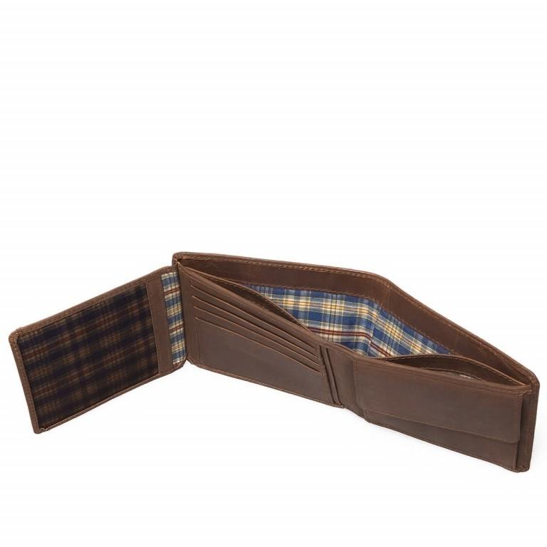 Scheintasche Good Old Friends Dog Hazelnut, Farbe: cognac, Marke: Aunts & Uncles, EAN: 4250394907553, Abmessungen in cm: 12.0x9.5x1.8, Bild 3 von 3