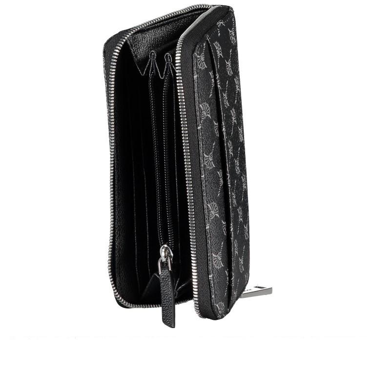 Geldbörse Cortina Melete LH15Z Black, Farbe: schwarz, Marke: Joop!, EAN: 4053533885336, Abmessungen in cm: 19.0x9.5x3.0, Bild 4 von 4