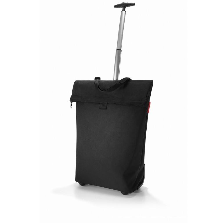 Einkaufsroller Trolley M Black, Farbe: schwarz, Marke: Reisenthel, EAN: 4012013566042, Abmessungen in cm: 43.0x53.0x21.0, Bild 1 von 5