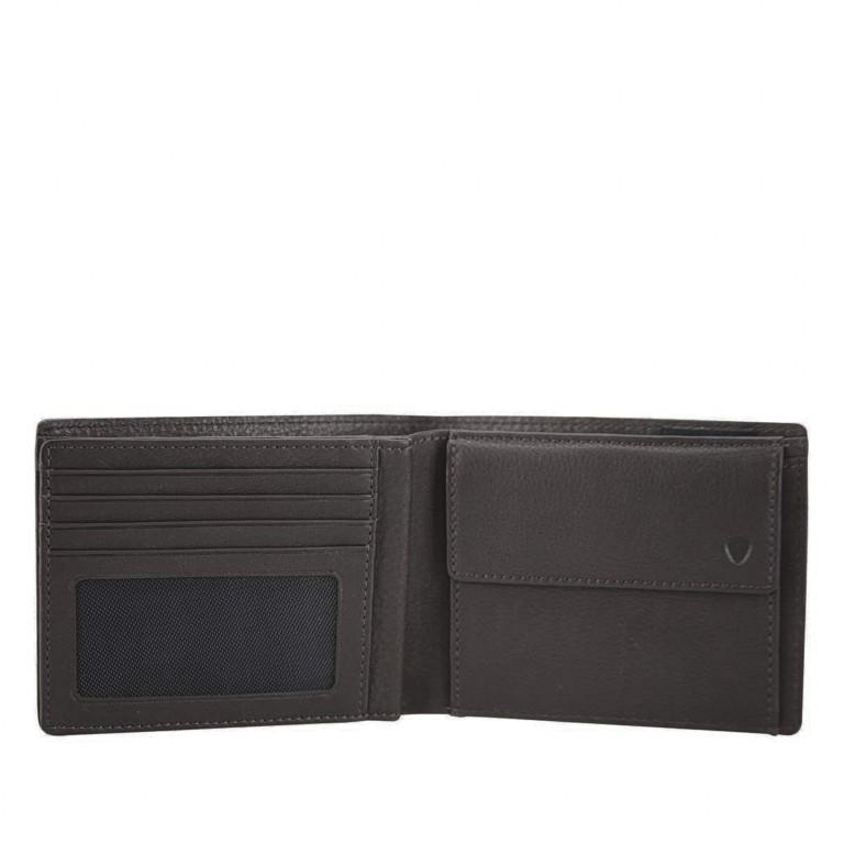 Geldbörse Harrison Billfold H8 Dark Brown, Farbe: braun, Marke: Strellson, EAN: 4053533015559, Abmessungen in cm: 12.0x9.5x2.5, Bild 2 von 2