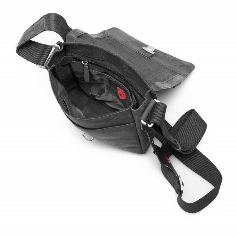Umhängetasche Richmond Messenger S Black, Farbe: schwarz, Marke: Strellson, EAN: 4053533065134, Abmessungen in cm: 20.0x23.0x6.0, Bild 5 von 5
