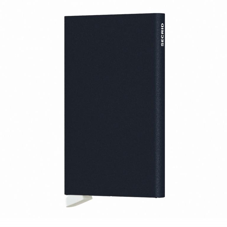 Kartenetui Cardprotector Powder, Farbe: grau, blau/petrol, grün/oliv, Marke: Secrid, Abmessungen in cm: 6.3x10.2x0.8, Bild 1 von 1