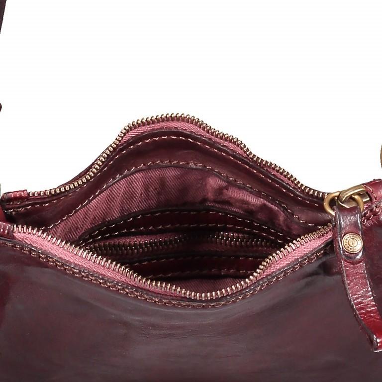 Umhängetasche Leder 20cm Cognac, Farbe: cognac, Marke: Campomaggi, EAN: 8054302007702, Abmessungen in cm: 20.0x15.0x1.0, Bild 4 von 5