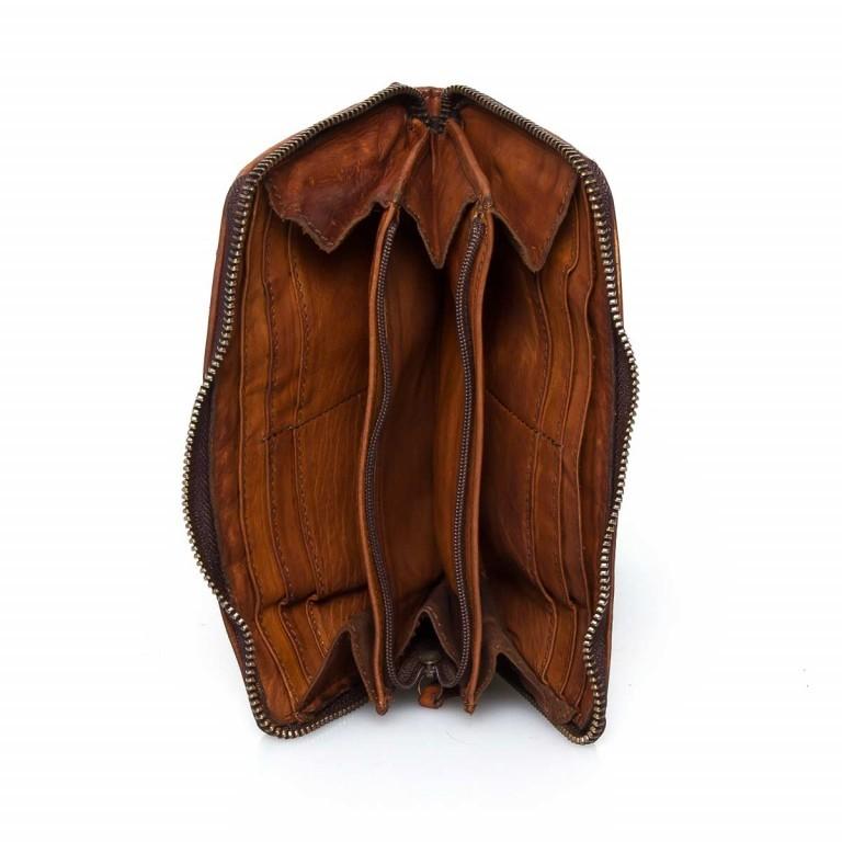 Geldbörse Soft-Weaving Penelope B3.9859 Charming Cognac, Farbe: cognac, Marke: Harbour 2nd, EAN: 4046478019232, Abmessungen in cm: 18.5x10.0x2.5, Bild 2 von 3