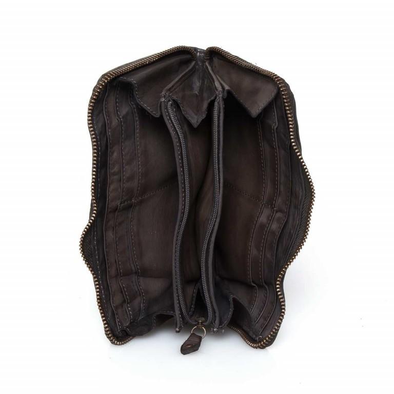 Geldbörse Soft-Weaving Penelope B3.9859 Dark Ash, Farbe: anthrazit, Marke: Harbour 2nd, EAN: 4046478020597, Abmessungen in cm: 18.5x10.0x2.5, Bild 2 von 3