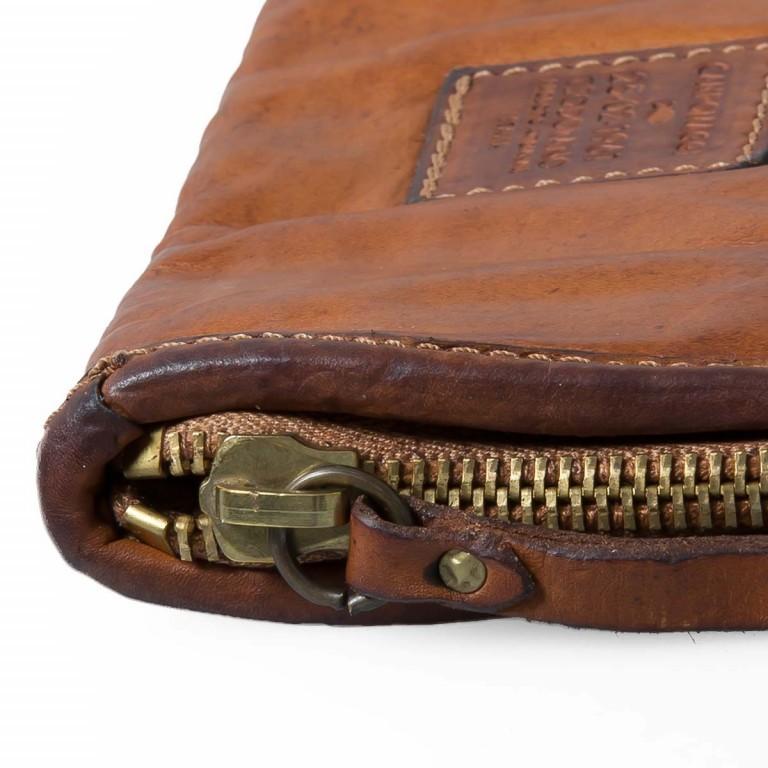 Geldbörse 0100-X0001 Cognac, Farbe: cognac, Marke: Campomaggi, EAN: 8054302000048, Abmessungen in cm: 21.0x11.0x4.0, Bild 4 von 4