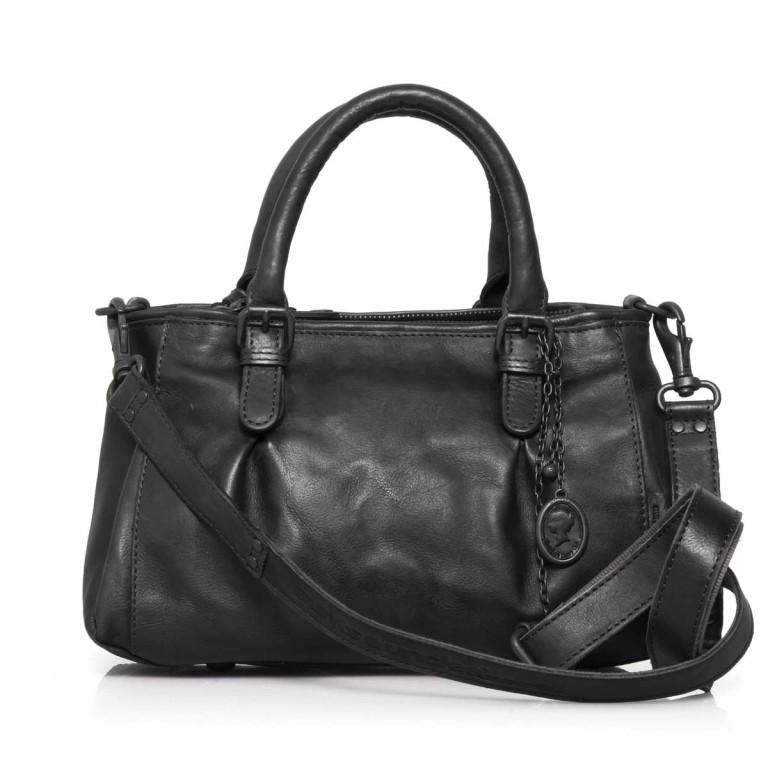 Handtasche Grandma's Luxury Club Mrs.Choco Sprinkle Black Smoke, Farbe: schwarz, Marke: Aunts & Uncles, EAN: 4250394923218, Abmessungen in cm: 30.0x21.0x12.0, Bild 2 von 5