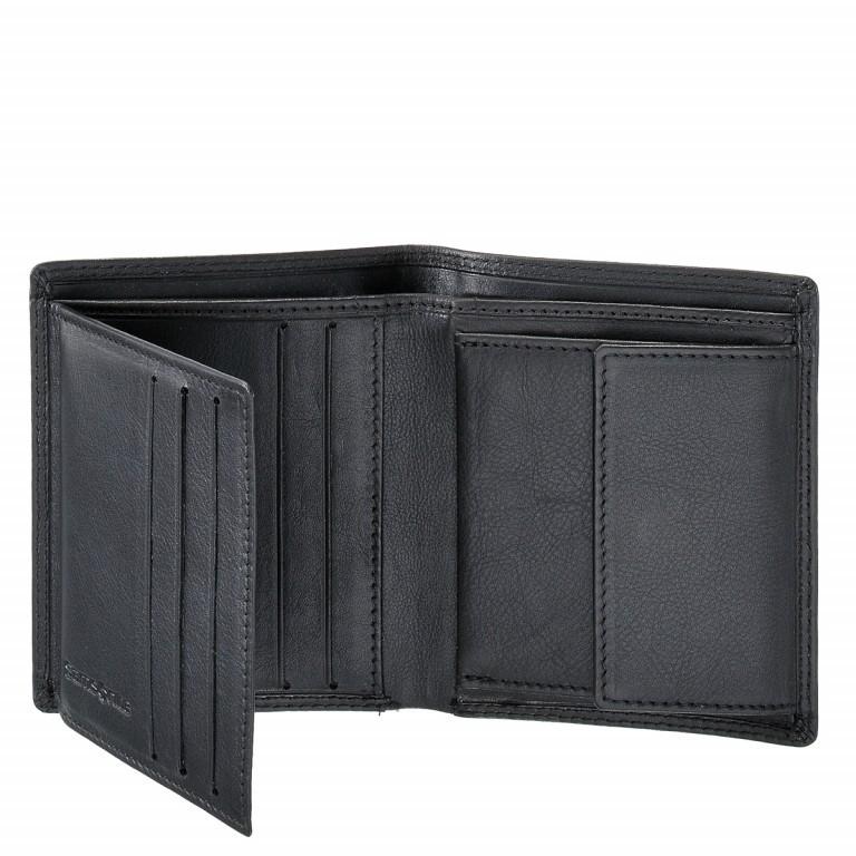 Geldbörse Attack 54793 Black, Farbe: schwarz, Marke: Samsonite, EAN: 5414847385292, Abmessungen in cm: 9.00x11.0x2.0, Bild 3 von 3