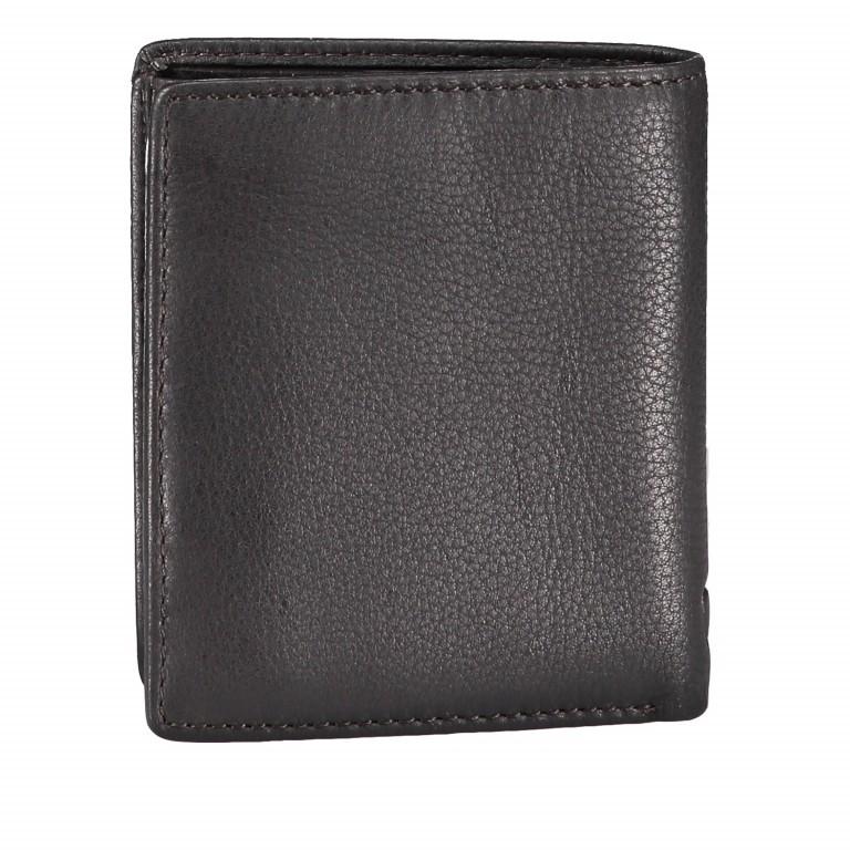 Geldbörse Harrison Billfold Q6 Dark Brown, Farbe: braun, Marke: Strellson, EAN: 4053533015573, Abmessungen in cm: 9.0x10.5x2.0, Bild 2 von 3