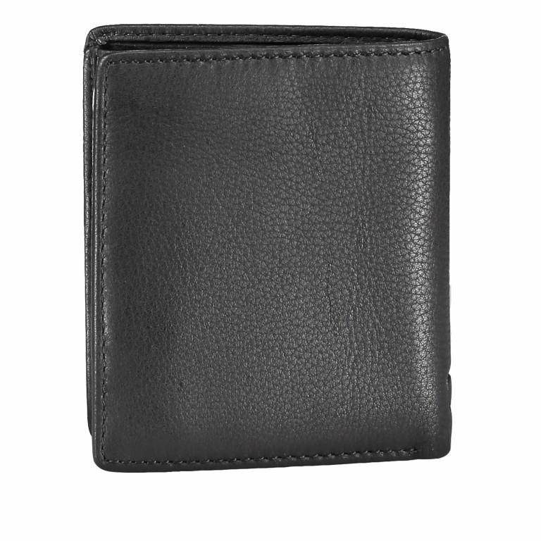 Geldbörse Harrison Billfold Q6 Black, Farbe: schwarz, Marke: Strellson, EAN: 4053533015580, Abmessungen in cm: 9.0x10.5x2.0, Bild 2 von 3