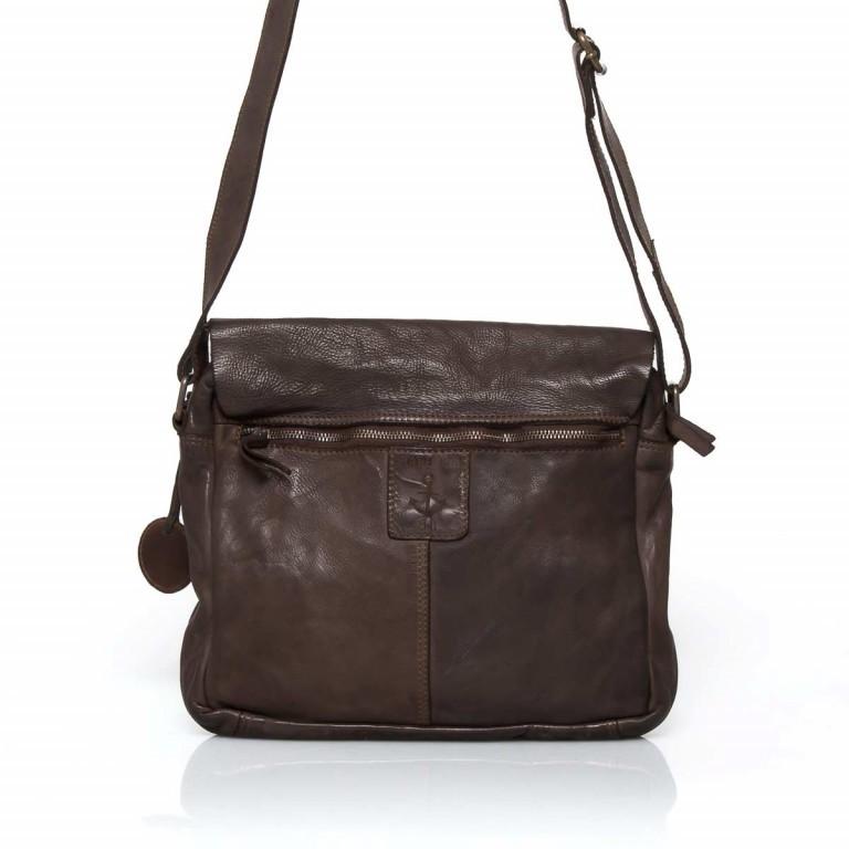 Umhängetasche Cool-Casual Funchal B3.5172 Chocolate Brown, Farbe: braun, Marke: Harbour 2nd, EAN: 4046478022072, Abmessungen in cm: 29.0x25.0x7.0, Bild 5 von 5