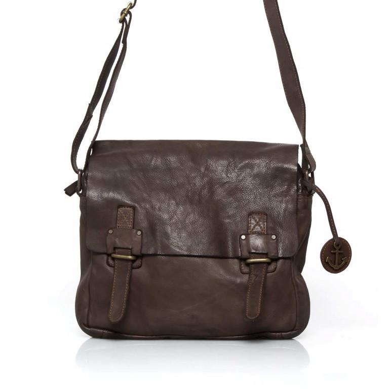 Umhängetasche Cool-Casual Funchal B3.5172 Chocolate Brown, Farbe: braun, Marke: Harbour 2nd, EAN: 4046478022072, Abmessungen in cm: 29.0x25.0x7.0, Bild 1 von 5
