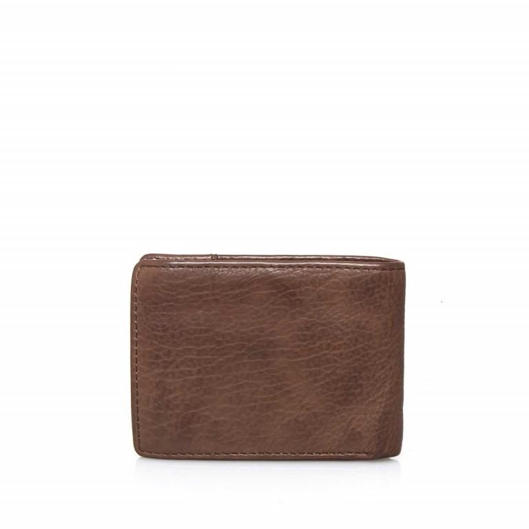 Geldbörse Cool-Casual Eems B3.0338 Chocolate Brown, Farbe: braun, Marke: Harbour 2nd, EAN: 4046478023352, Abmessungen in cm: 10.5x8.0x2.0, Bild 4 von 4