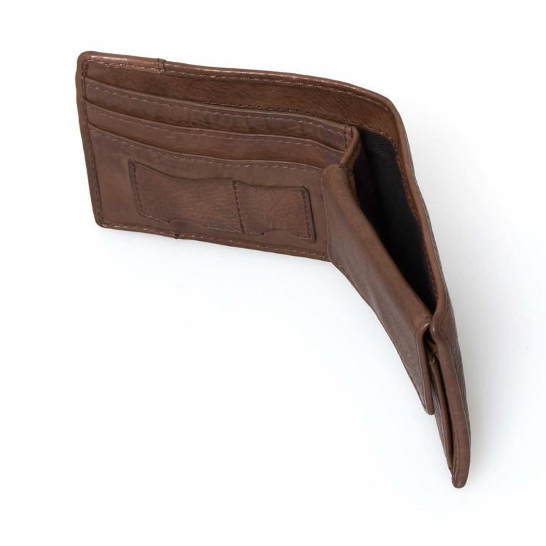 Geldbörse Cool-Casual Eems B3.0338 Chocolate Brown, Farbe: braun, Marke: Harbour 2nd, EAN: 4046478023352, Abmessungen in cm: 10.5x8.0x2.0, Bild 3 von 4