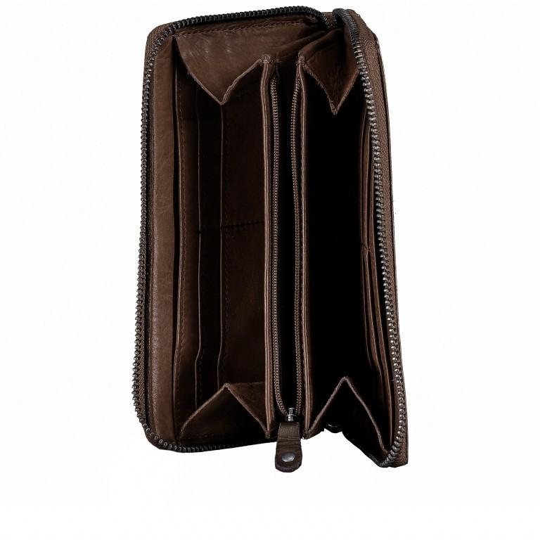 Geldbörse Anchor-Love Atlantica B3.9858 Chocolate Brown, Farbe: braun, Marke: Harbour 2nd, EAN: 4046478019331, Bild 4 von 4