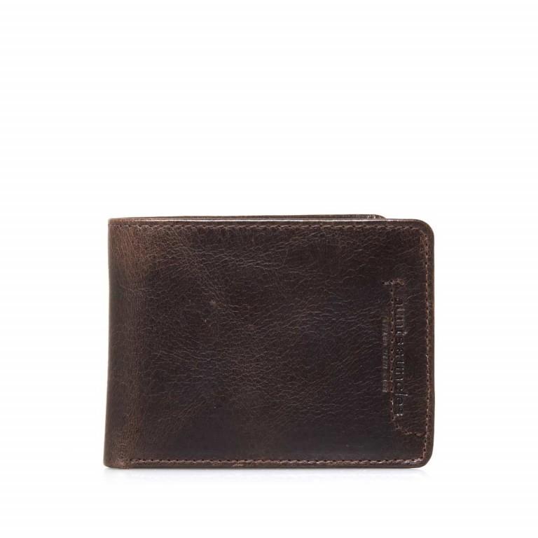 Geldbörse Workmates Smooth Operator, Farbe: schwarz, braun, cognac, Marke: Aunts & Uncles, Bild 1 von 1