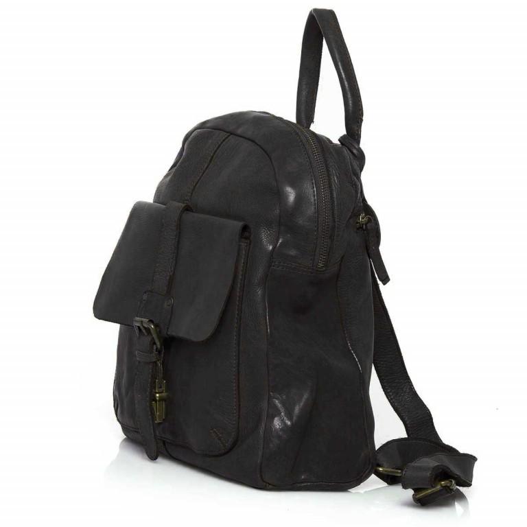 Rucksack Cool-Casual Gudrun B3.4902 Dark Ash, Farbe: anthrazit, Marke: Harbour 2nd, EAN: 4046478020382, Abmessungen in cm: 35.0x28.0x8.0, Bild 2 von 4
