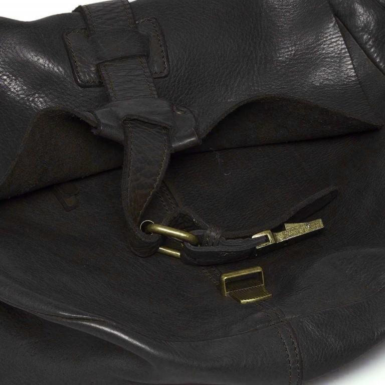 Umhängetasche Cool-Casual Saddle Nauja B3.4903 Dark Ash, Farbe: anthrazit, Marke: Harbour 2nd, EAN: 4046478020412, Abmessungen in cm: 29.0x28.0x11.0, Bild 5 von 5