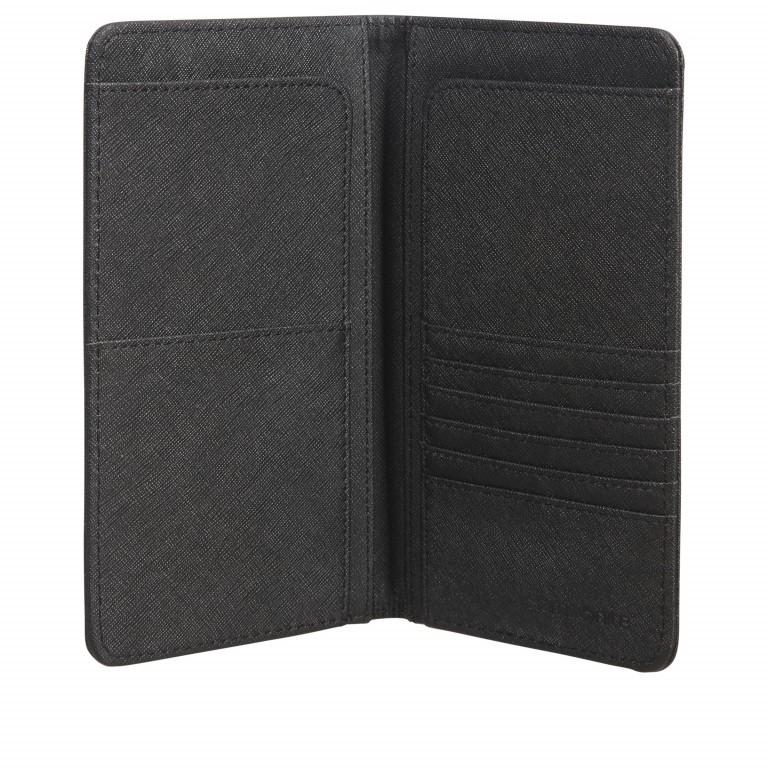 Brieftasche Packing Accessories Travel Wallet mit RFID-Schutz Black, Farbe: schwarz, Marke: Samsonite, EAN: 5414847954740, Abmessungen in cm: 11.5x20.0x1.0, Bild 2 von 2