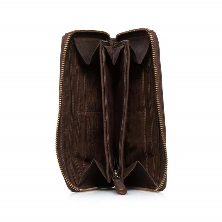 Geldbörse Soft-Weaving Penelope B3.9859 Chocolate Brown, Farbe: braun, Marke: Harbour 2nd, EAN: 4046478019225, Abmessungen in cm: 18.0x10.0x2.5, Bild 2 von 3