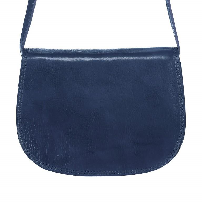 Satteltasche Toscana Größe M Blau, Farbe: blau/petrol, Marke: Hausfelder, EAN: 4065646000148, Abmessungen in cm: 27.0x20.0x11.0, Bild 1 von 6