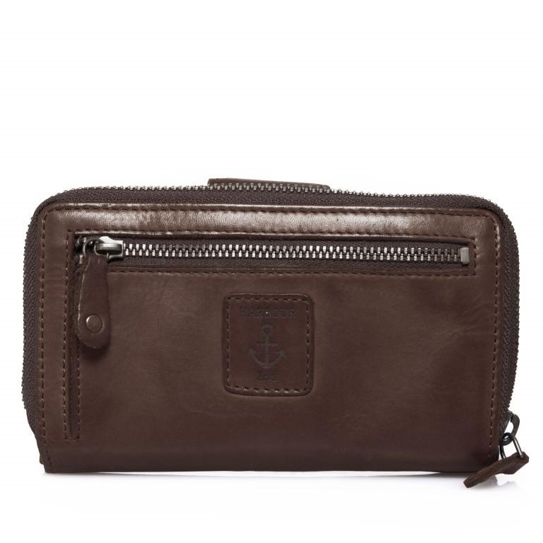 Geldbörse Anchor-Love Linn B3.0646 Chocolate Brown, Farbe: braun, Marke: Harbour 2nd, EAN: 4046478025776, Abmessungen in cm: 16.0x10.0x3.0, Bild 4 von 7