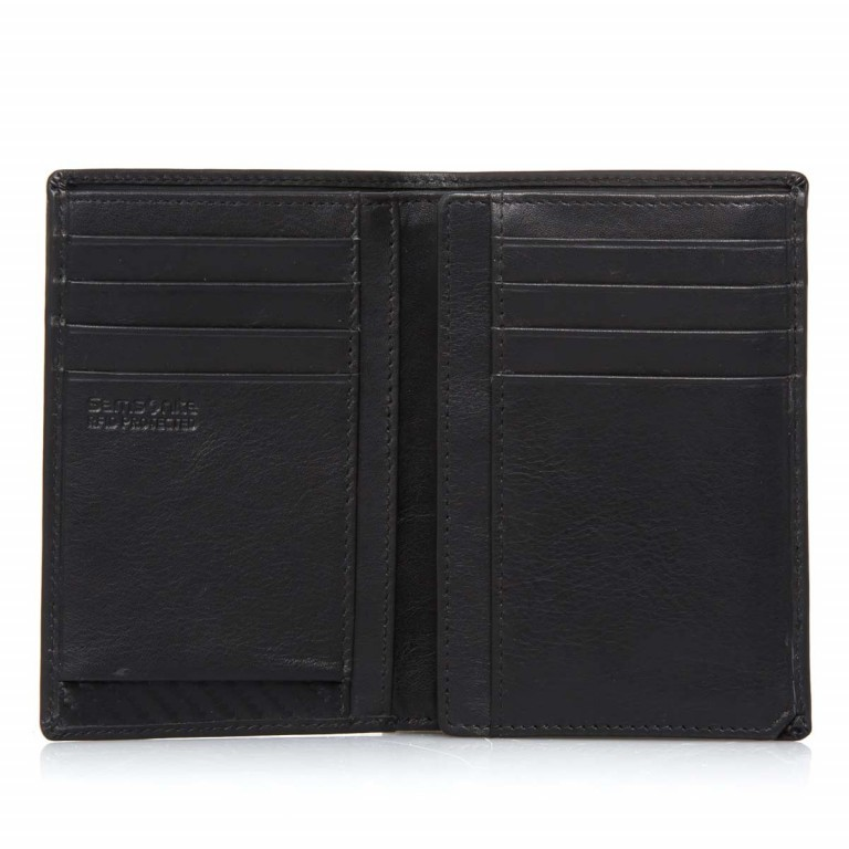 Ausweisetui Derry 57650 Black, Farbe: schwarz, Marke: Samsonite, EAN: 5414847431388, Abmessungen in cm: 5.0x9.7x1.5, Bild 2 von 4