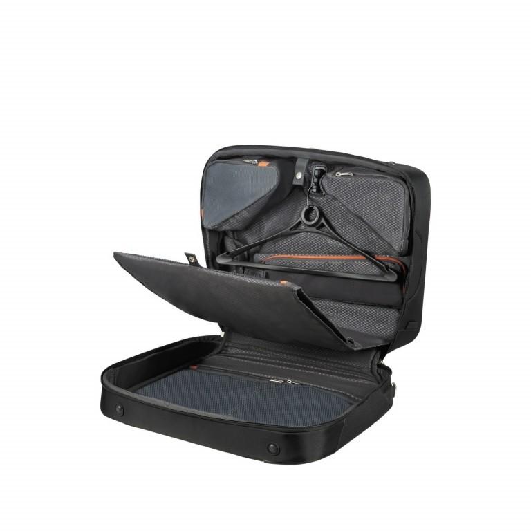 Kleidersack Xblade Bi-Fold Garment Bag Black, Farbe: schwarz, Marke: Samsonite, EAN: 5414847964060, Abmessungen in cm: 55.0x40.0x20.0, Bild 8 von 9