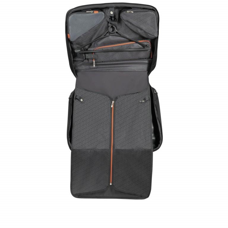 Kleidersack Xblade Bi-Fold Garment Bag Black, Farbe: schwarz, Marke: Samsonite, EAN: 5414847964060, Abmessungen in cm: 55.0x40.0x20.0, Bild 9 von 9