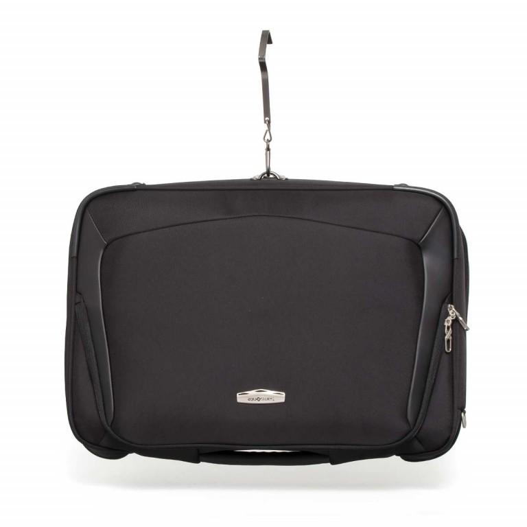 Kleidersack Xblade Bi-Fold Garment Bag Black, Farbe: schwarz, Marke: Samsonite, EAN: 5414847964060, Abmessungen in cm: 55.0x40.0x20.0, Bild 2 von 9