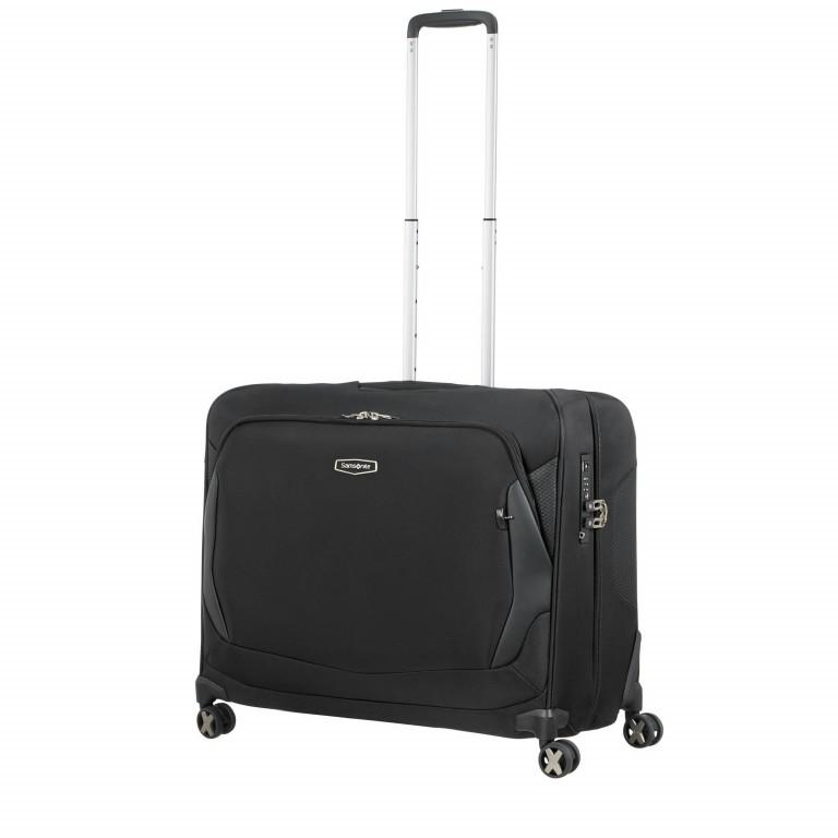 Kleidersack Xblade Garment Bag Wheels mit zwei Rollen Black, Farbe: schwarz, Marke: Samsonite, EAN: 5414847964084, Abmessungen in cm: 60.0x51.0x26.0, Bild 1 von 11
