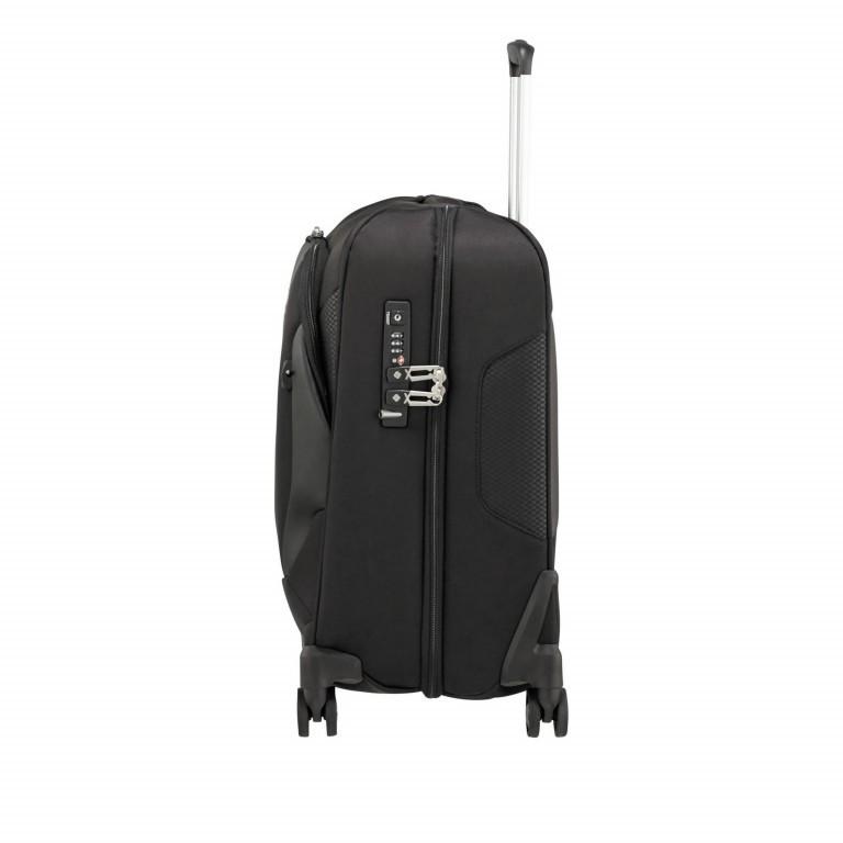 Kleidersack Xblade Garment Bag Wheels mit zwei Rollen Black, Farbe: schwarz, Marke: Samsonite, EAN: 5414847964084, Abmessungen in cm: 60.0x51.0x26.0, Bild 6 von 11