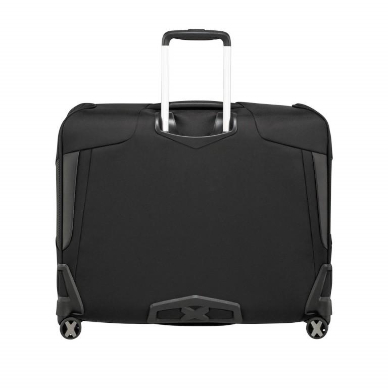 Kleidersack Xblade Garment Bag Wheels mit zwei Rollen Black, Farbe: schwarz, Marke: Samsonite, EAN: 5414847964084, Abmessungen in cm: 60.0x51.0x26.0, Bild 8 von 11