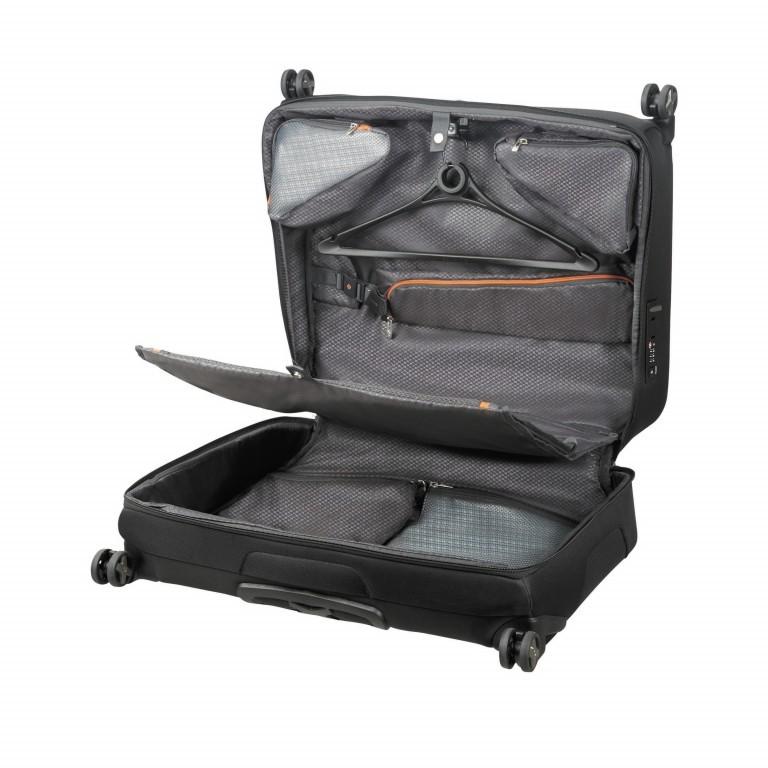 Kleidersack Xblade Garment Bag Wheels mit zwei Rollen Black, Farbe: schwarz, Marke: Samsonite, EAN: 5414847964084, Abmessungen in cm: 60.0x51.0x26.0, Bild 9 von 11