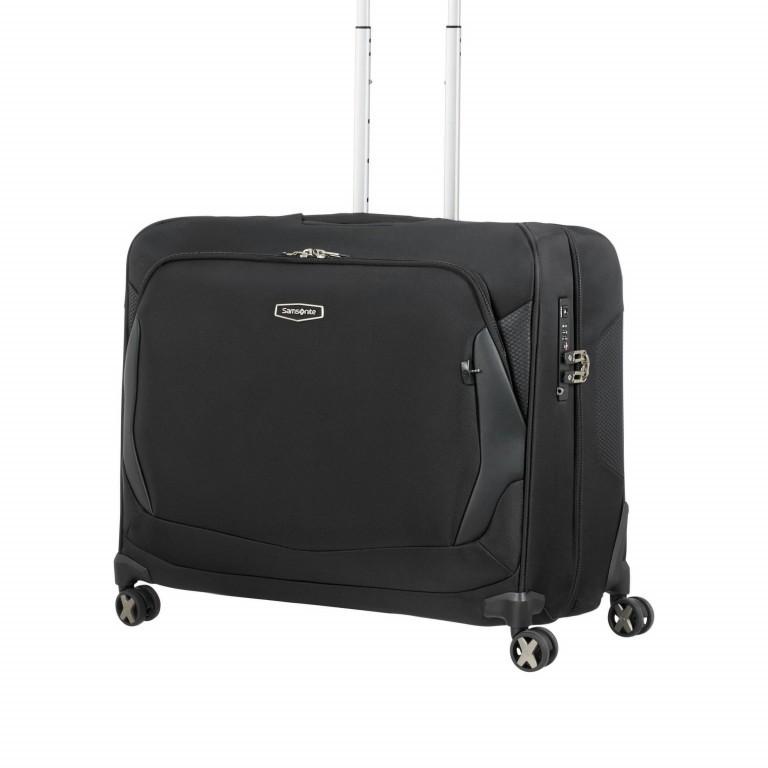 Kleidersack Xblade Garment Bag Wheels mit zwei Rollen Black, Farbe: schwarz, Marke: Samsonite, EAN: 5414847964084, Abmessungen in cm: 60.0x51.0x26.0, Bild 11 von 11