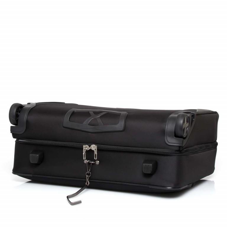 Kleidersack Xblade Garment Bag Wheels mit zwei Rollen Black, Farbe: schwarz, Marke: Samsonite, EAN: 5414847964084, Abmessungen in cm: 60.0x51.0x26.0, Bild 5 von 11