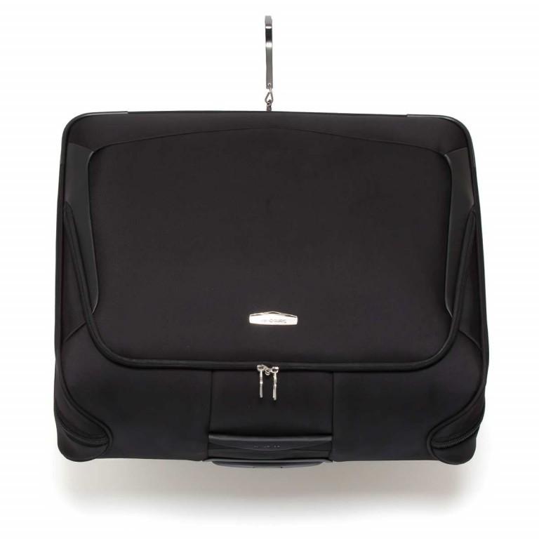 Kleidersack Xblade Garment Bag Wheels mit zwei Rollen Black, Farbe: schwarz, Marke: Samsonite, EAN: 5414847964084, Abmessungen in cm: 60.0x51.0x26.0, Bild 2 von 11