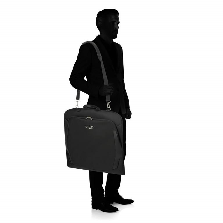 Kleidersack Xblade Garment Sleeve Black, Farbe: schwarz, Marke: Samsonite, EAN: 5414847964527, Bild 6 von 7