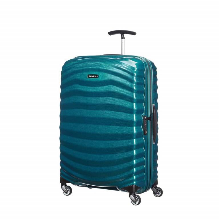 Koffer Lite-Shock Spinner 69 Petrol Blue, Farbe: blau/petrol, Marke: Samsonite, EAN: 5414847523328, Abmessungen in cm: 47.0x69.0x29.0, Bild 1 von 1
