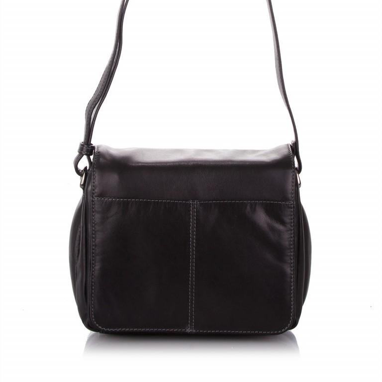 Tasche Cosy Passion C Schwarz, Farbe: schwarz, Marke: Hausfelder, EAN: 4046478027589, Abmessungen in cm: 28.0x22.0x10.0, Bild 1 von 4