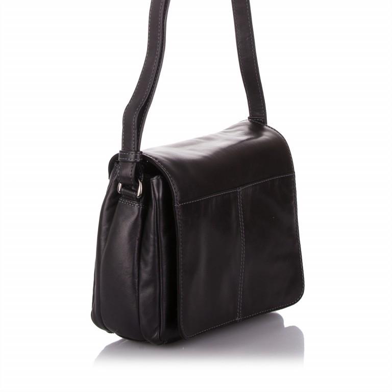 Tasche Cosy Passion C Schwarz, Farbe: schwarz, Marke: Hausfelder, EAN: 4046478027589, Abmessungen in cm: 28.0x22.0x10.0, Bild 2 von 4