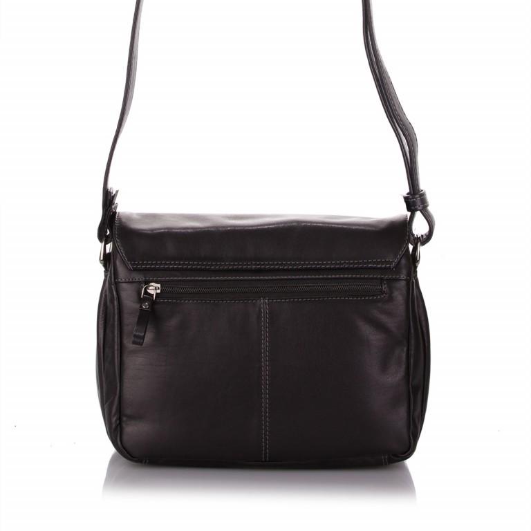 Tasche Cosy Passion C Schwarz, Farbe: schwarz, Marke: Hausfelder, EAN: 4046478027589, Abmessungen in cm: 28.0x22.0x10.0, Bild 3 von 4