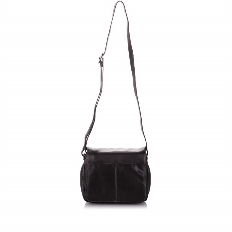 Tasche Cosy Passion C Schwarz, Farbe: schwarz, Marke: Hausfelder, EAN: 4046478027589, Abmessungen in cm: 28.0x22.0x10.0, Bild 4 von 4