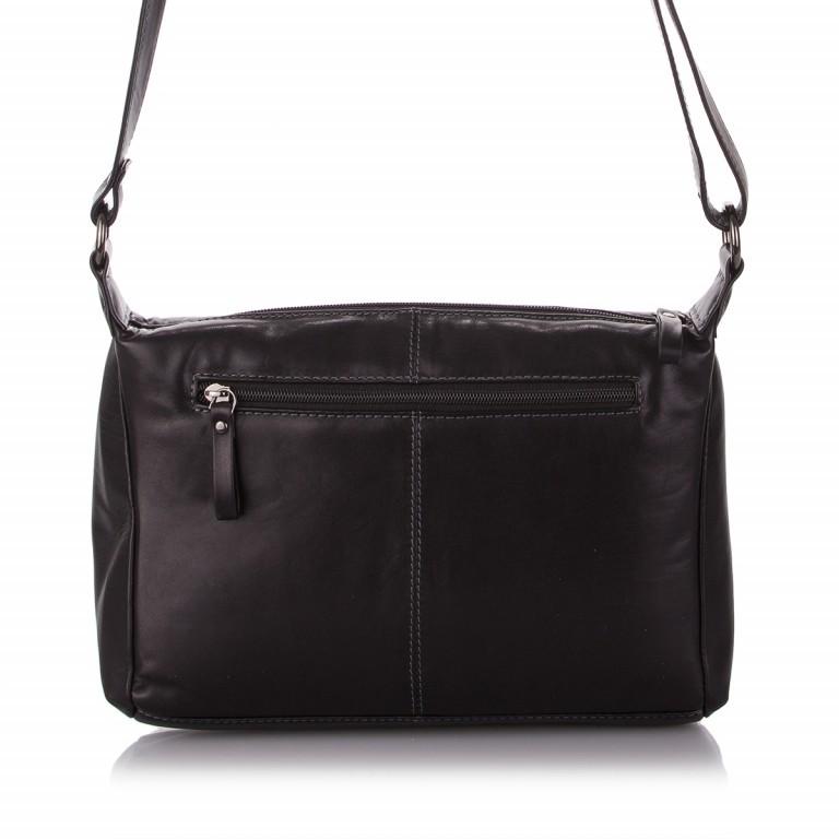 Tasche Cosy Passion Schwarz, Farbe: schwarz, Marke: Hausfelder, EAN: 4046478027619, Abmessungen in cm: 29.5x19.0x8.0, Bild 3 von 4
