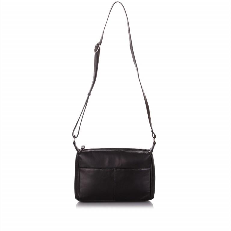 Tasche Cosy Passion Schwarz, Farbe: schwarz, Marke: Hausfelder, EAN: 4046478027619, Abmessungen in cm: 29.5x19.0x8.0, Bild 4 von 4