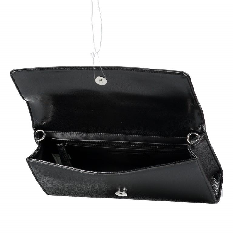 Umhängetasche Divina Nero, Farbe: schwarz, Marke: Valentino Bags, EAN: 8052790167236, Abmessungen in cm: 27.0x16.0x6.0, Bild 6 von 6